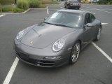 2007 Meteor Grey Metallic Porsche 911 Carrera S Coupe #52256230