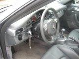 2007 Porsche 911 Carrera S Coupe Stone Grey Interior