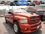 2005 Go ManGo! Dodge Ram 1500 SLT Daytona Quad Cab 4x4 #52256387
