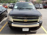 2008 Black Chevrolet Silverado 1500 LS Regular Cab #52256234