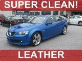 2009 Stryker Blue Metallic Pontiac G8 GT #52255801