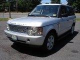 2005 Zambezi Silver Metallic Land Rover Range Rover HSE #52255806