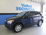 2009 Royal Blue Pearl Honda CR-V EX 4WD #52255810