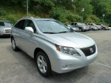 2011 Lexus RX 350 Data, Info and Specs