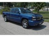 2003 Chevrolet Silverado 1500 Arrival Blue Metallic
