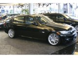 2011 Black Sapphire Metallic BMW 3 Series 335i Sedan #52256123