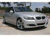 2011 Titanium Silver Metallic BMW 3 Series 335i Sedan #52256126