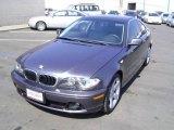 2005 Silver Grey Metallic BMW 3 Series 325i Coupe #5223858