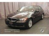 2006 Jet Black BMW 3 Series 325xi Sedan #5210627