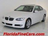 2007 Alpine White BMW 3 Series 328i Coupe #5215911