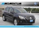 2011 Deep Black Metallic Volkswagen Tiguan SEL 4Motion #52256482