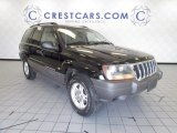 2002 Black Jeep Grand Cherokee Laredo #52256178