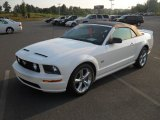 2006 Performance White Ford Mustang GT Premium Convertible #52310692