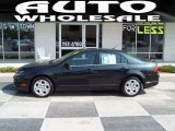 2010 Atlantis Green Metallic Ford Fusion SE #52310548