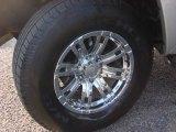 2006 Chevrolet Silverado 1500 Z71 Extended Cab 4x4 Custom Wheels