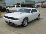 2011 Bright White Dodge Challenger SE #52310555