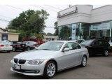 2011 Titanium Silver Metallic BMW 3 Series 328i Convertible #52310226