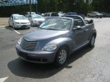 2007 Opal Gray Metallic Chrysler PT Cruiser Convertible #52310710