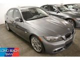 2011 Space Gray Metallic BMW 3 Series 335i Sedan #52310392