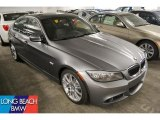 2011 Space Gray Metallic BMW 3 Series 335d Sedan #52310397