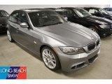 2011 Space Gray Metallic BMW 3 Series 335i Sedan #52310402