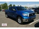 2008 Blue Streak Metallic Toyota Tundra SR5 CrewMax 4x4 #52310114