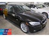 2011 Jet Black BMW 3 Series 328i Sedan #52310410