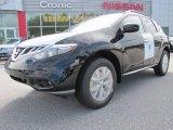 2011 Super Black Nissan Murano SL #52310434