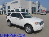 2009 White Suede Ford Escape XLT 4WD #52310149
