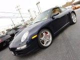 2008 Midnight Blue Metallic Porsche 911 Carrera S Coupe #52310159