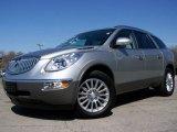 2008 Platinum Metallic Buick Enclave CXL AWD #5210872
