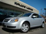 2007 Ultra Silver Metallic Chevrolet Cobalt LT Coupe #5224243