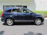 Royal Blue Pearl Honda CR-V in 2011