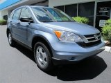 2011 Glacier Blue Metallic Honda CR-V LX #52310172