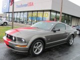 2005 Mineral Grey Metallic Ford Mustang GT Premium Coupe #52310620