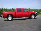2008 Chevrolet Silverado 1500 Work Truck Crew Cab 4x4 Exterior
