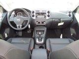 2011 Volkswagen Tiguan SE 4Motion Dashboard