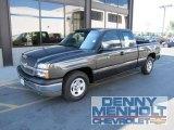 2003 Dark Gray Metallic Chevrolet Silverado 1500 Extended Cab #52310660