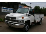 2004 Summit White Chevrolet C Series Kodiak C4500 Regular Cab Commercial Truck #52310371
