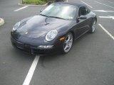 2008 Midnight Blue Metallic Porsche 911 Carrera Cabriolet #52310679