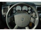 2008 Dodge Ram 1500 SXT Mega Cab 4x4 Steering Wheel