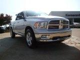 2011 Bright Silver Metallic Dodge Ram 1500 Big Horn Quad Cab 4x4 #52362201