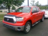 2007 Radiant Red Toyota Tundra SR5 Double Cab 4x4 #52361925