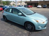 2012 Frosted Glass Metallic Ford Focus SE 5-Door #52362046