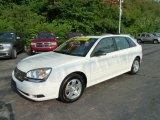White Chevrolet Malibu in 2005