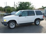 2000 Oxford White Ford Explorer XLT #52362141