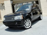 2006 Java Black Pearl Land Rover Range Rover Supercharged #52362078