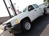 2011 Summit White Chevrolet Silverado 1500 Crew Cab 4x4 #52362081