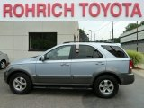 2005 Ice Blue Metallic Kia Sorento EX 4WD #52362370