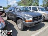 2003 Graphite Metallic Dodge Dakota SLT Club Cab 4x4 #52389958